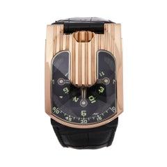 Urwerk UR103.09 18k Rose Gold Wristwatch