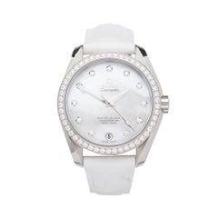 Omega Seamaster Stainless Steel 23118392155001 Wristwatch