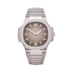 Patek Philippe Nautilus Stainless Steel 7018/1A Wristwatch