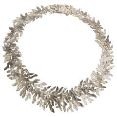 Sterling Silver Necklace by Eduardo Herrera
