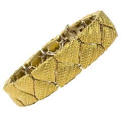 Alex Sepkus Gold Bracelet