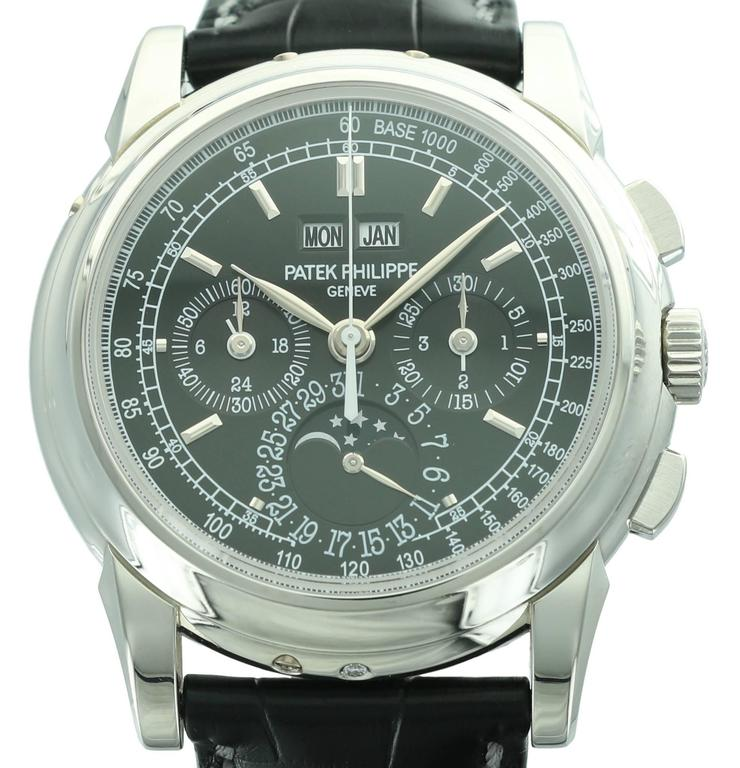 """Writing about the ref. 5970, watch journalist website Hodinkee put it well stating """"Some call it the best watch Patek Philippe ever made.  Some describe it as perfectly proportioned.  Others call it the last of the great Patek Philippes."""""""