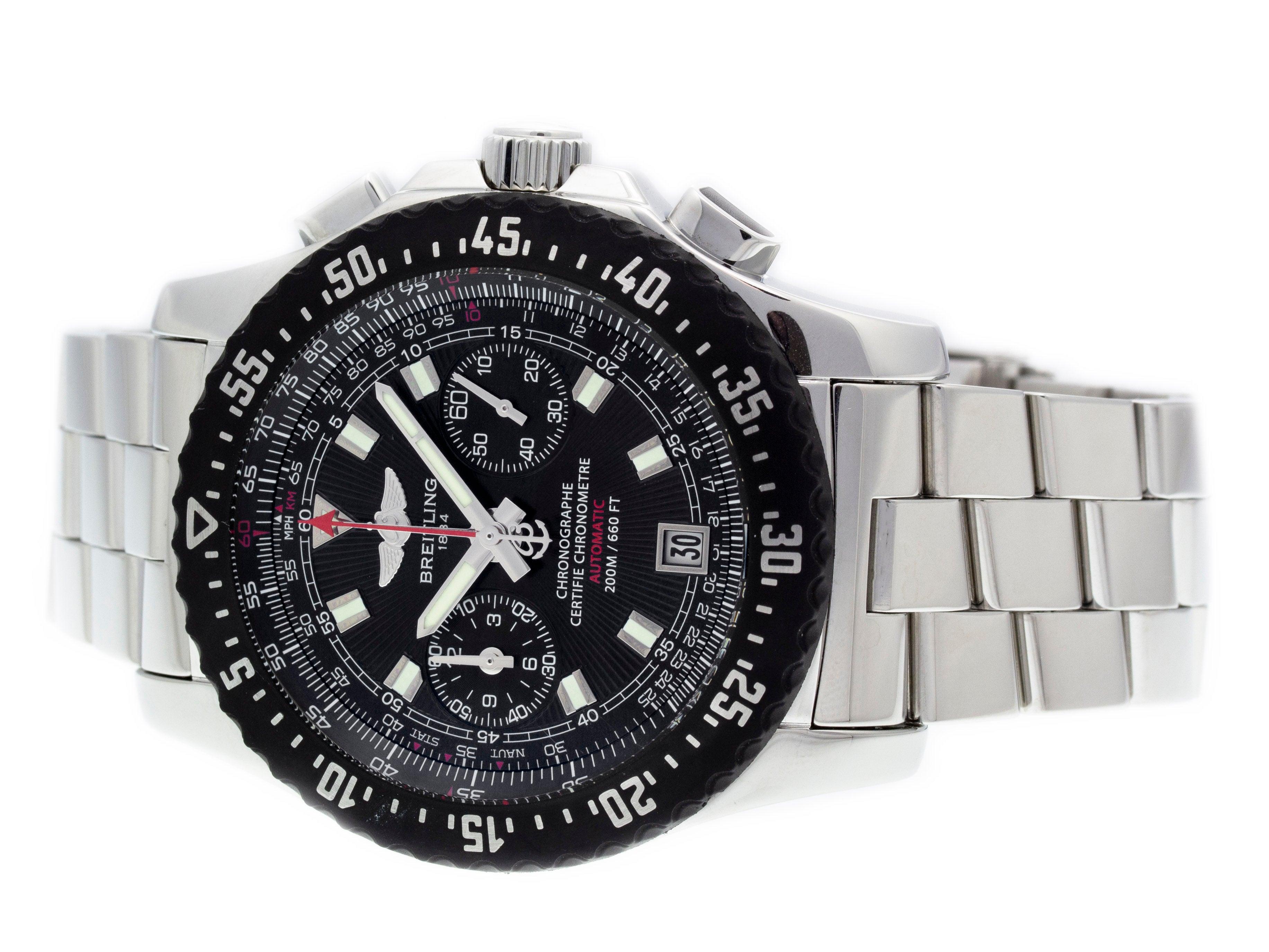 Breitling Skyracer Raven A2736423 B823