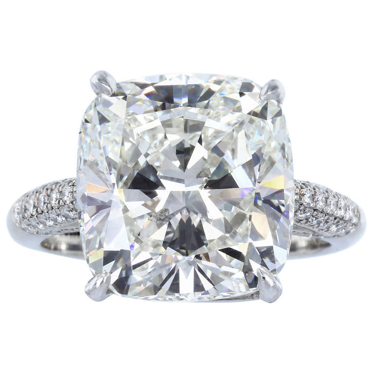 round diamond brilliant ideal rings ring g platinum cut gia products collections