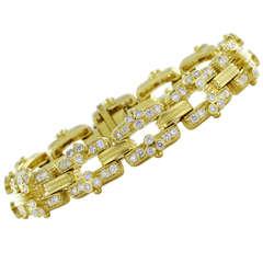 Judith Ripka Diamond Bracelet