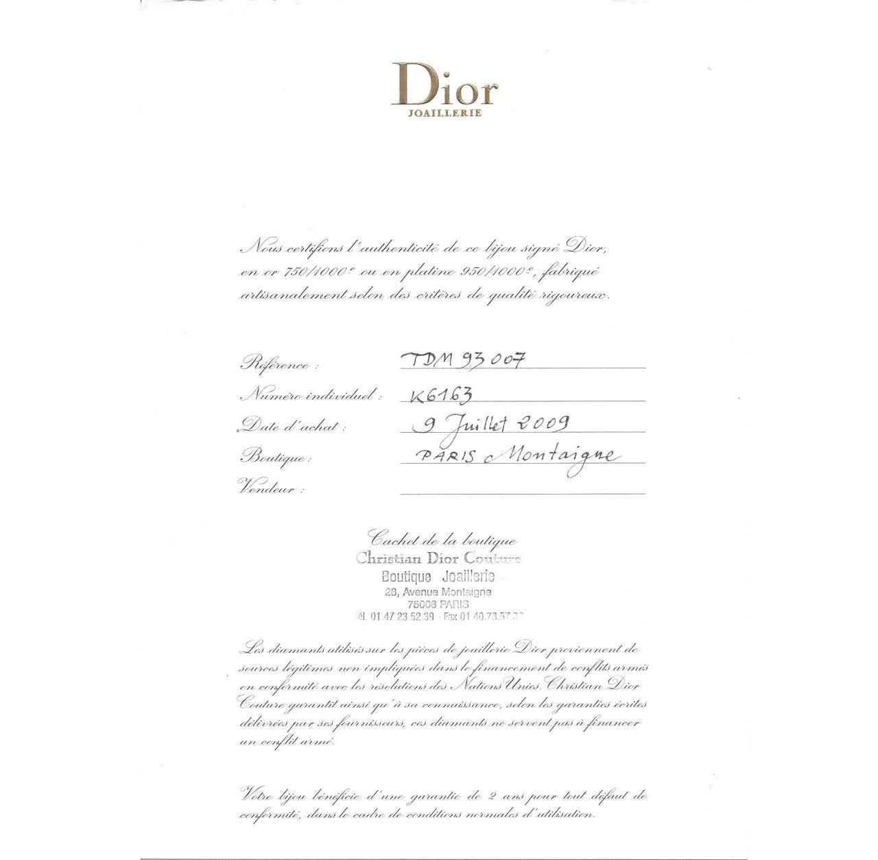 Dior Joaillerie Victoire de Castellane Kings and Queens Roi de Sugilite Pendant 6