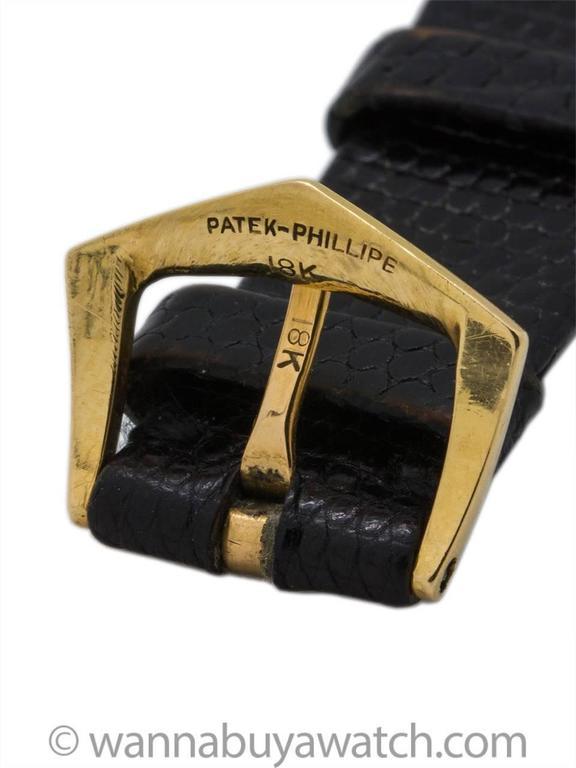 Patek Philippe 18K YG Ref 2429 circa 1955+ For Sale 3