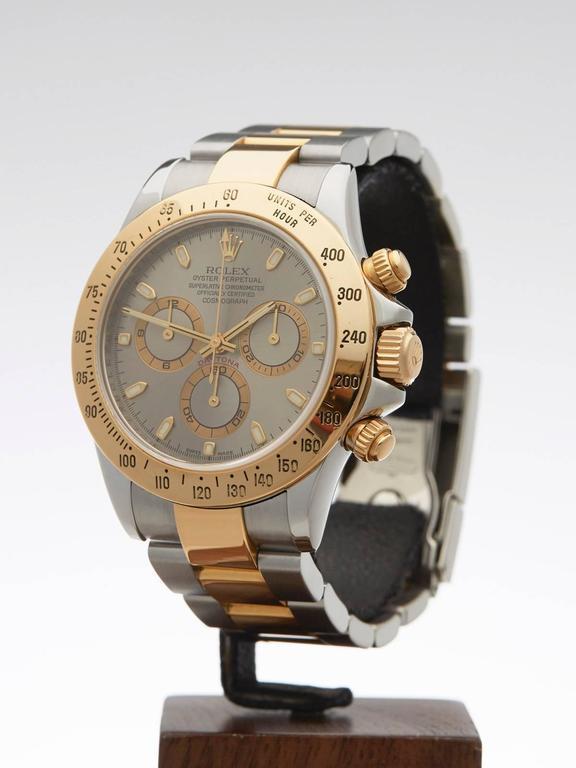 Men's Rolex Daytona Cosomograph Chronograph Gents 116523 watch For Sale
