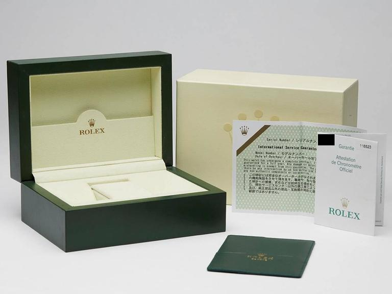 Rolex Daytona Cosomograph Chronograph Gents 116523 watch 9