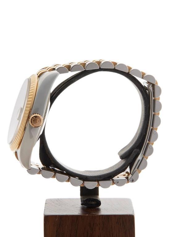 Rolex Datejust Stainless Steel/18 Karat Yellow Gold Unisex 116233 5