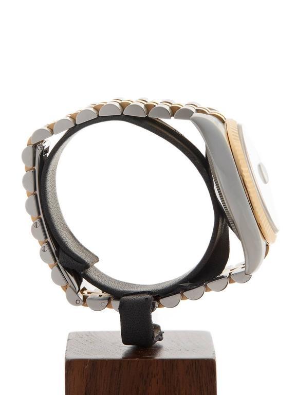 Rolex Datejust Stainless Steel/18 Karat Yellow Gold Unisex 116233 6