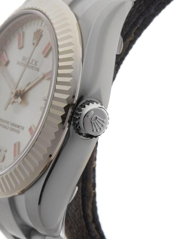 Women's or Men's Rolex Oyster Perpetual Ladies 177234 Watch For Sale