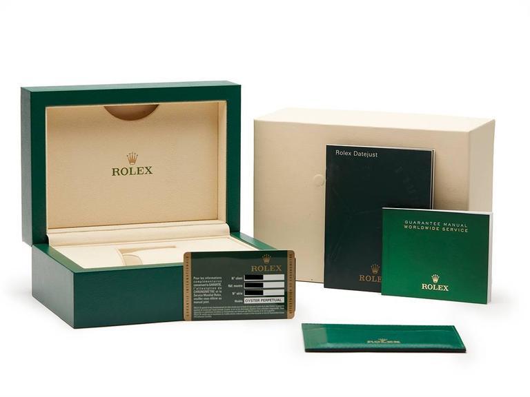 Rolex Datejust Unisex 116231 Watch 9