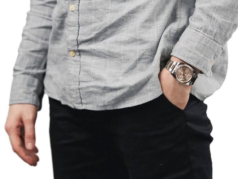 Rolex Datejust Unisex 116231 Watch 10