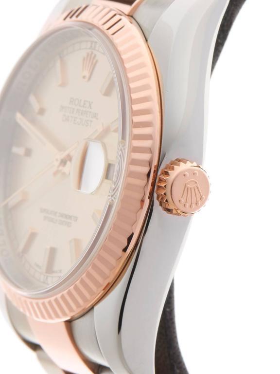 Rolex Datejust Unisex 116231 Watch 4