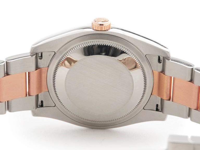 Rolex Datejust Unisex 116231 Watch 8