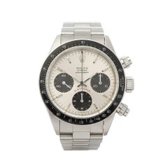 Rolex Daytona Stainless Steel Gents 6263 1978