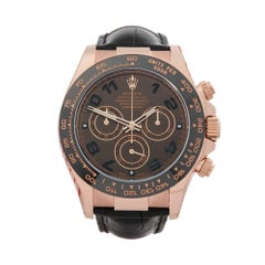 Rolex Daytona 18 Karat Rose Gold Men's 116515LN