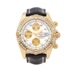 Breitling Chronomat Diamond K13356AM/A572