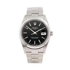 Rolex Oyster Perpetual Date 34 15200