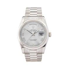 Rolex Day-Date Platinum 118206