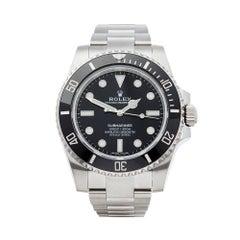 Rolex Submariner Non Date 114060