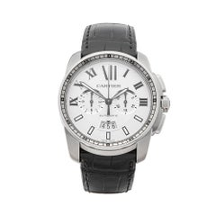Cartier Calibre Chronograph W7100046