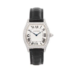 Cartier Tortue White Gold WA503851
