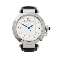 Cartier Pasha De Cartier White Gold W3018751