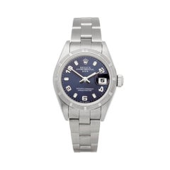Rolex Oyster Perpetual Date 26 Stainless Steel Women's 79190