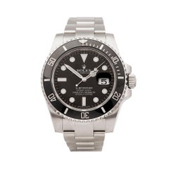 Rolex Submariner Stainless Steel 116610LN