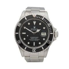 Rolex Submariner Stainless Steel 16800