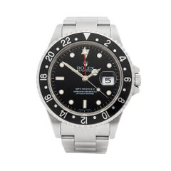 Rolex GMT-Master II Stainless Steel 16710