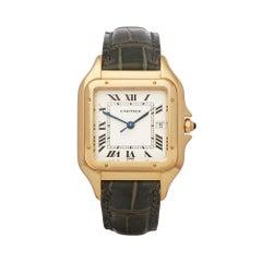 Cartier Panthere 18 Karat Yellow Gold 1060