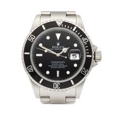 Rolex Submariner Stainless Steel 16610LN