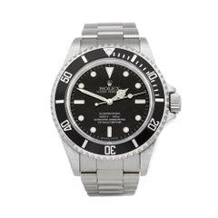 Rolex Submariner Stainless Steel 14060M