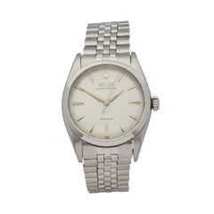 Rolex Oyster Perpetual Stainless Steel 6150