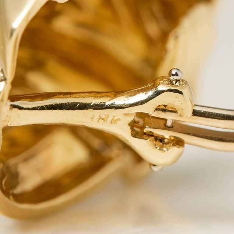 Tiffany & Co. Gold Earrings 8