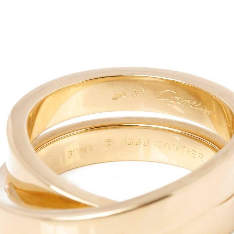 Etincelle Bands: Cartier Paris Nouvelle Vague Ring At 1stdibs