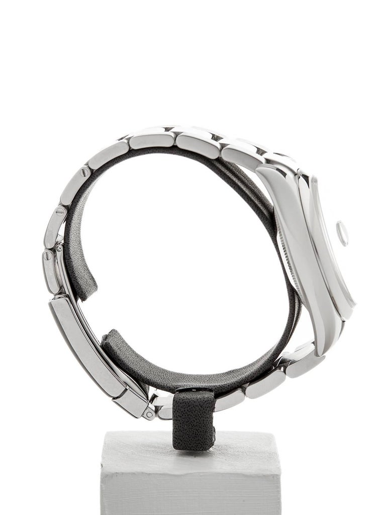 Rolex Stainless Steel Datejust Automatic Wristwatch Ref 116200, 2006 2