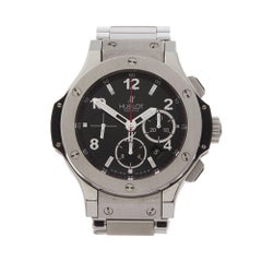 Hublot Big Bang Chronograph Stainless Steel Men's 301SX120SX