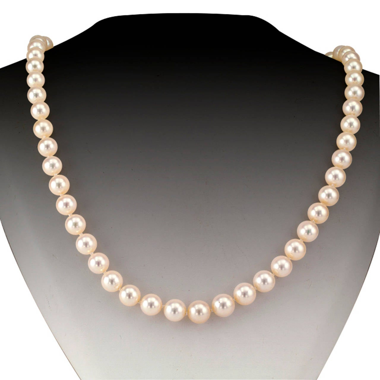 Estate Cultured Pearl Necklace
