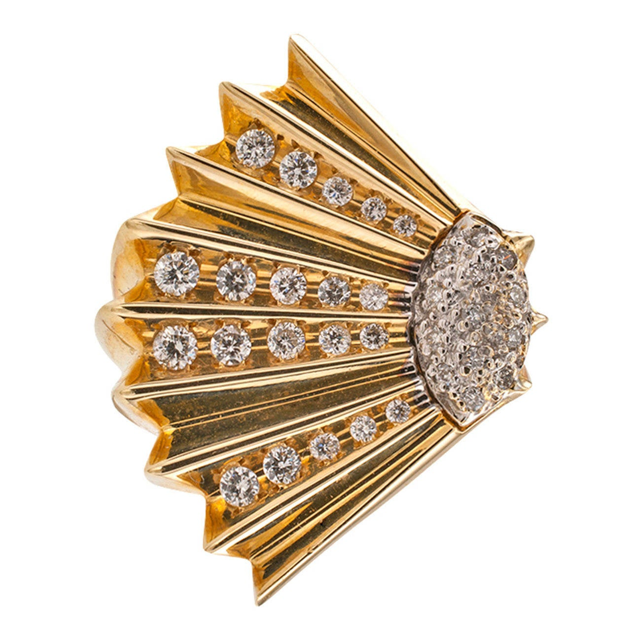 erte limited edition gold ring at 1stdibs