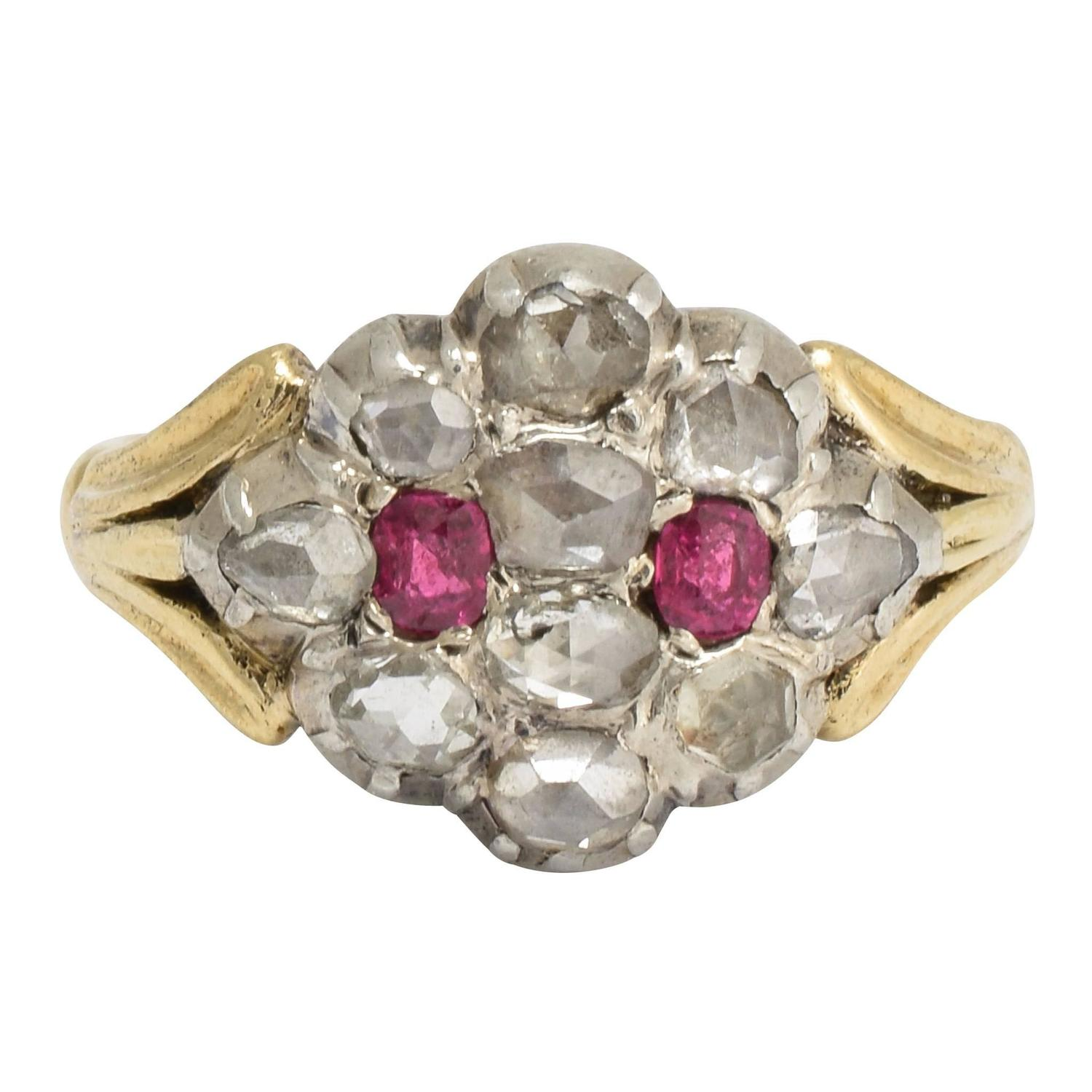 Early 1800s Rings 38 For Sale at 1stdibs