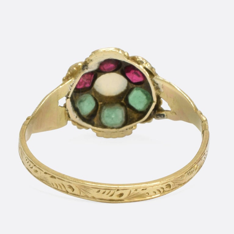 Fede Ring For Sale
