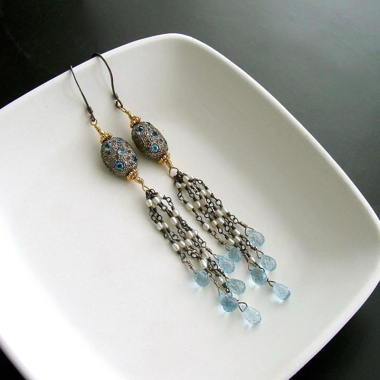 Harmonie Earrings.