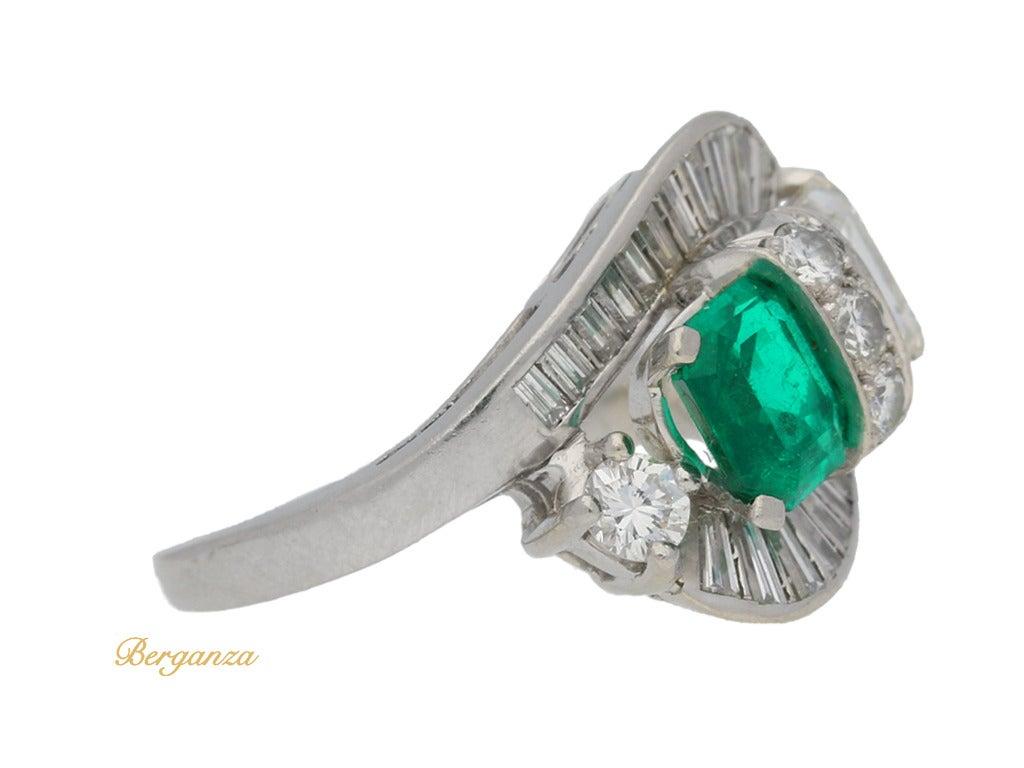 1 10 carat emerald crossover