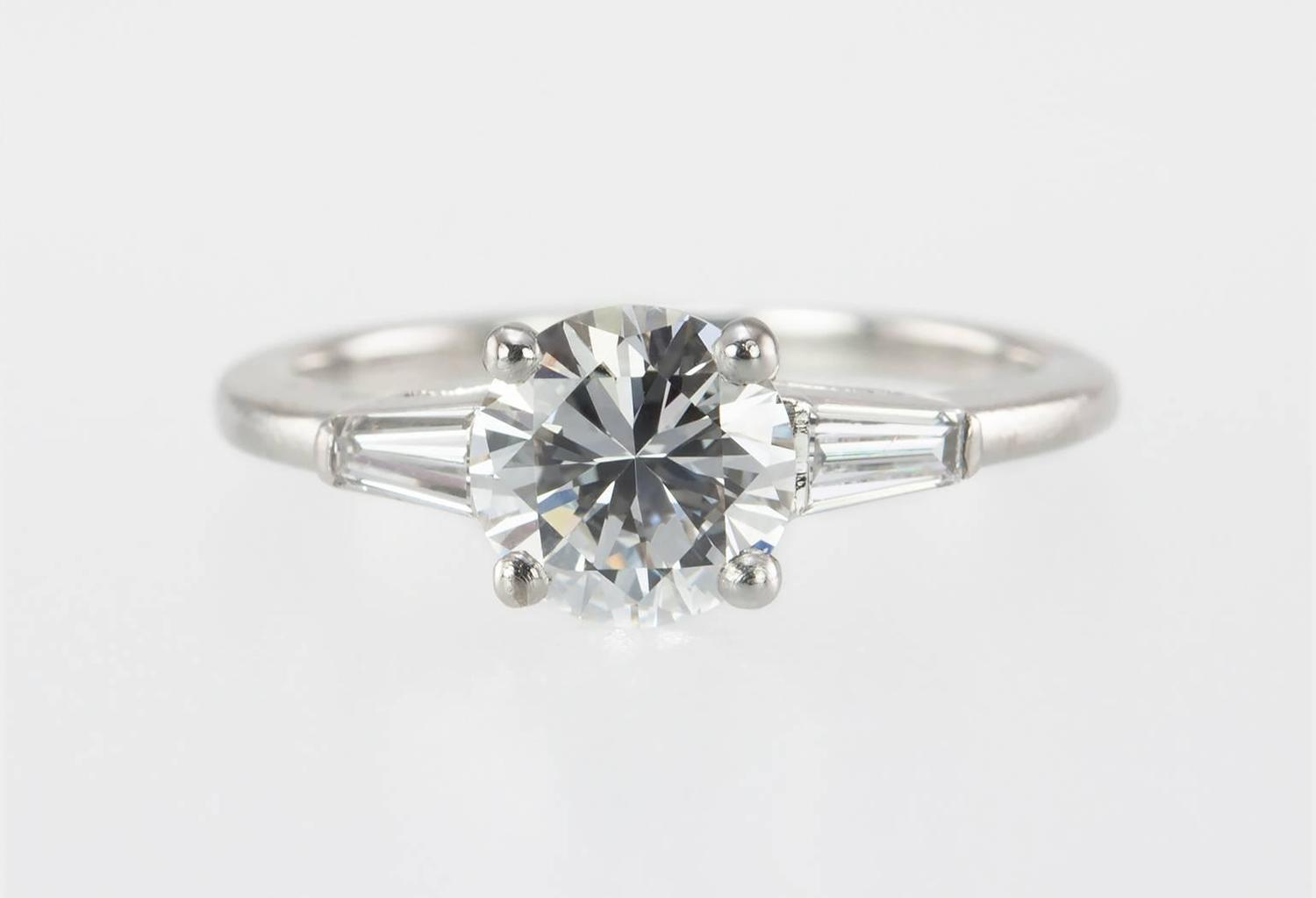 Cartier 1 Carat Engagement Rings Prices