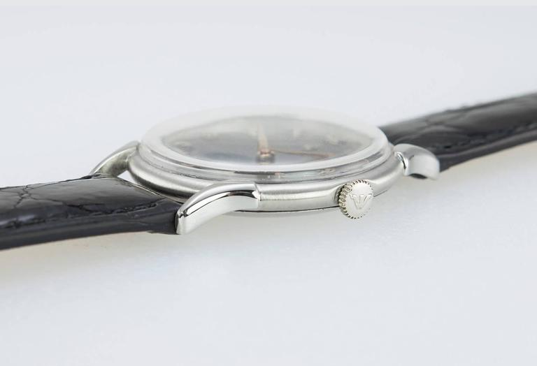 Women's or Men's Rolex Dress Model Steel Wristatch Ref 4498 For Sale