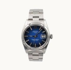 Rolex Steel Date Wristwatch Ref 1570, circa 1974